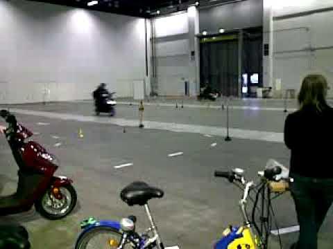 Electric motor show Helsinki, Sähköskootterit