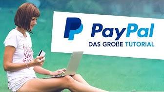 Das Große PayPal-Tutorial (Deutsch) Einfach online bezahlen