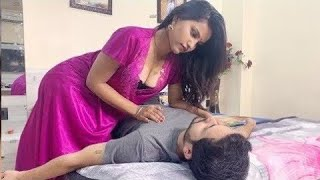 Sexy wife First Night Romance || पहली रात का मजा || Crime Factor Episode || First Sex Porn Seen