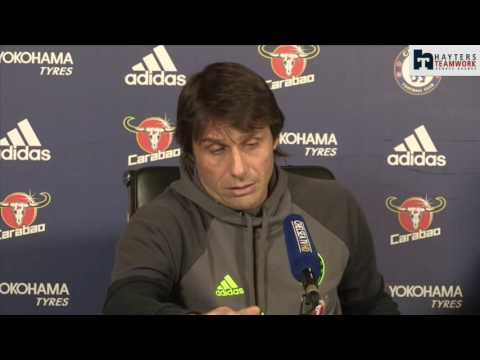 Conte: Chinese market a danger to everyone!