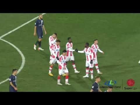 Crvena Zvezda Rad Goals And Highlights