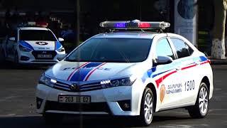 ՃՈ-ն աննախադեպ ուժեղացված ծառայություն է իրականացրել Երևանում