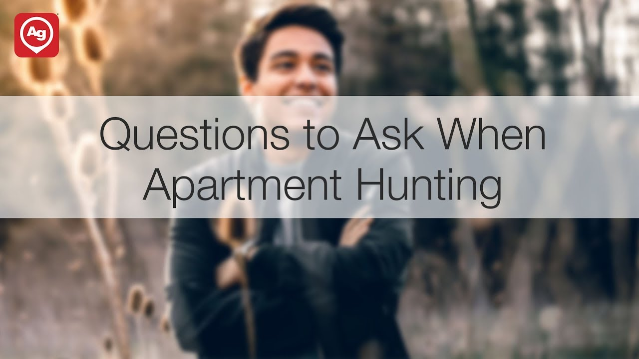questions to ask when apartment hunting youtube. Black Bedroom Furniture Sets. Home Design Ideas