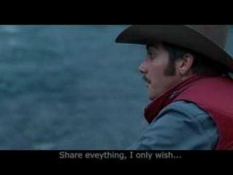 Brokeback Mountain 3 - I Hear You Everywhere (Chii Version)