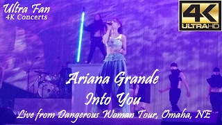 Ariana Grande - Into You Live from Dangerous Woman Tour Omaha