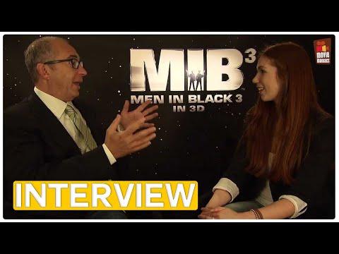 MIB3 Men In Black 3 | EXCLUSIVE Barry Sonnenfeld Interview (2012)