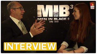 MIB3 Men In Black 3   EXCLUSIVE Barry Sonnenfeld Interview (2012)