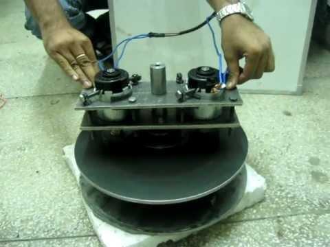 IIT Ropar robowar robot working