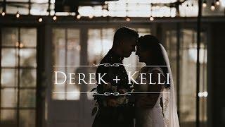 Derek & Kelli | Wedding Highlights | Goldner Walsh Garden | Pontiac, MI
