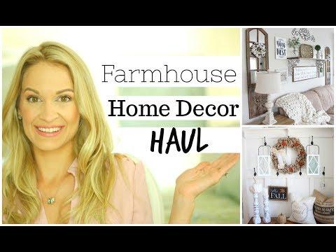HUGE HOME DECOR HAUL! | Target Dollar Spot, Hobby Lobby, Kirklands, Etsy