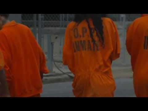 Inside Orleans Parish Prison