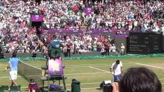 Juan Martin del Potro wins Bronze Medal - London 2012 Olympic Games