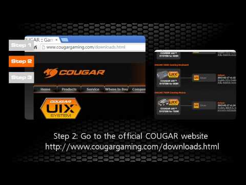 How to Install the COUGAR UIX System