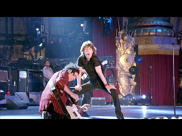 Rolling Stones - Paint it Black 2006 Live Video HD