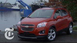 2015 Chevrolet Trax   Driven: Car Review   The New York Times