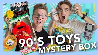 90's Toy Mystery Box (ft. Joe Sugg)