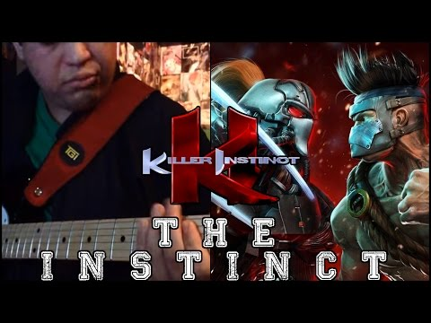 Killer Instinct Theme - The Instinct (Cover by BlackearacheXD)