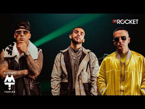 Mala Costumbre - MTZ Manuel Turizo x Wisin & Yandel | Video Oficial