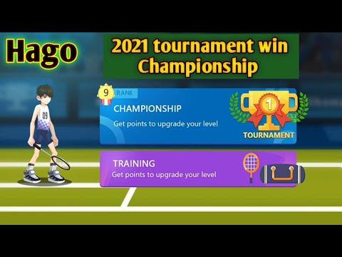 Badminton game Hago