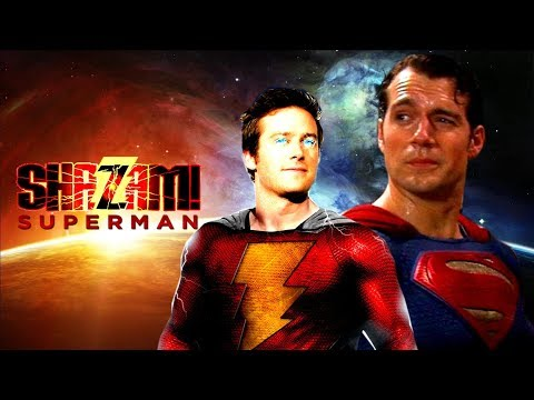 "SHAZAM / SUPERMAN - The Man of Steel Could Return in ""Solo"" Shazam Film!"