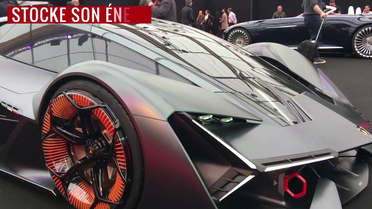 Festival Automobile International 2018 Lamborghini Terzo Millennio