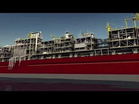Shell FLNG - Game changer for energy industry