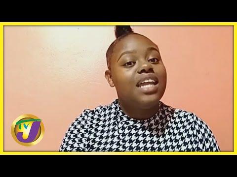 Jamaica Top Student in Communication Studies | Calesia Spence | TVJ Smile Jamaica