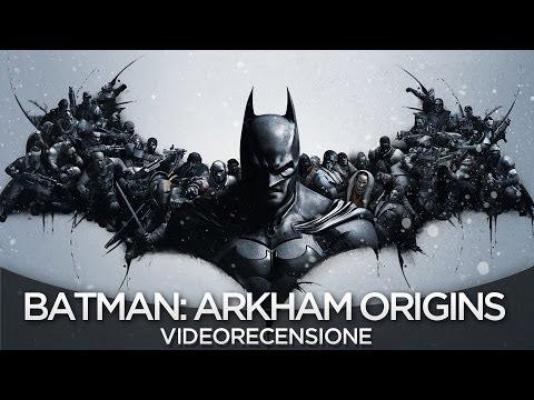 Batman Arkham Origins - Video Recensione ITA