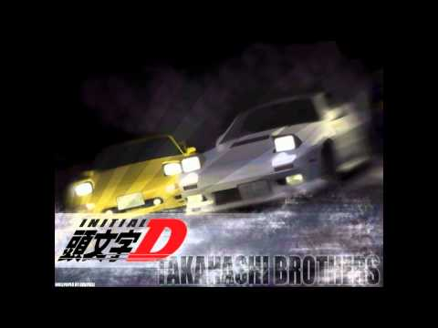 Initial D - Golden Age (HD)