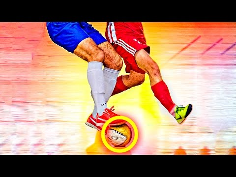 Most Humiliating Skills & Goals â—� Futsal