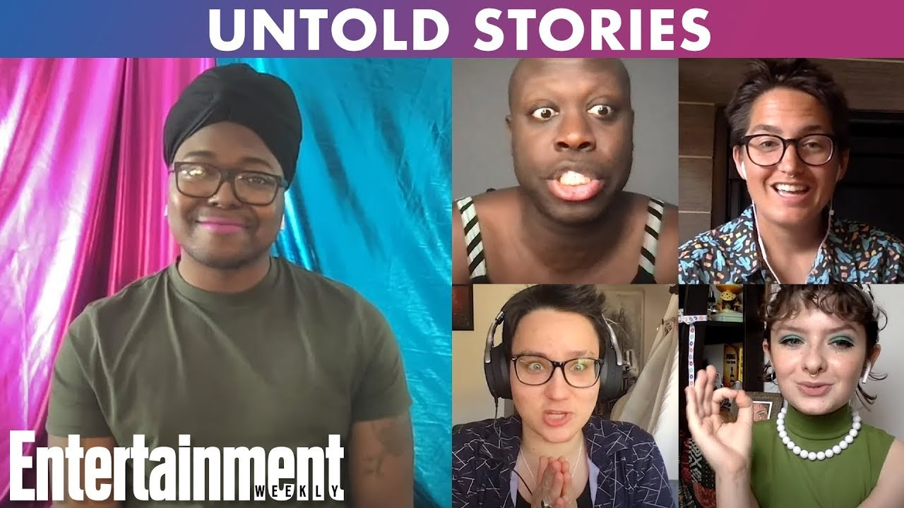 Nonbinary Artists in Hollywood | Untold Stories: Beyond the Binary | Ep 4