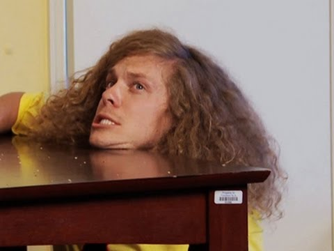 Blake Anderson on Loiter Squad  White & Crazy