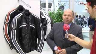 IXS Collection 2013 auf der Eicma 2012