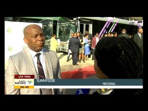 Pretoria's new Bus Rapid Transit System