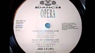 101 - JADE 4U - HEAR ME COMING (BODY