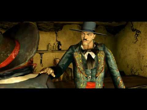 The Shadow of Zorro - Intro