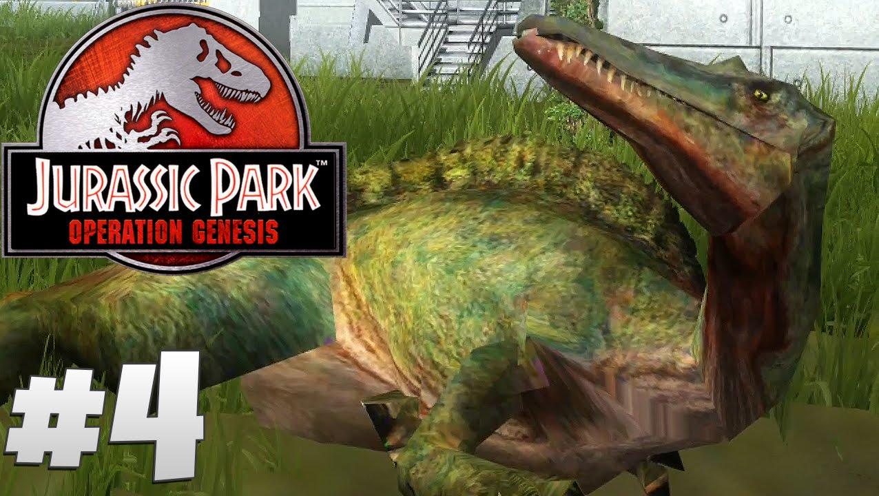 Jurassic park operation genesis full download
