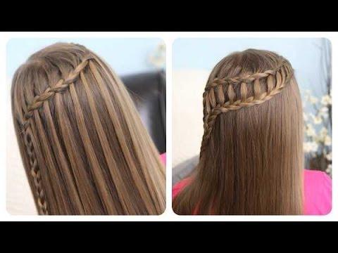 ❁peinados con trenzas para niña, los mejores peinados!❁ - youtube