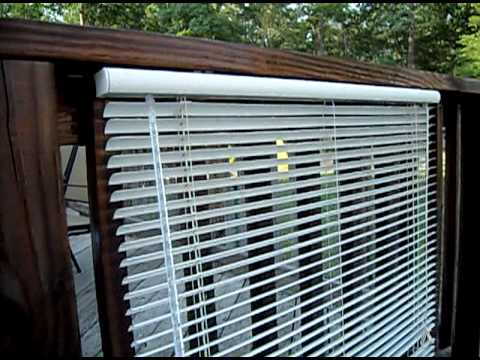 The Redneck Way To Clean Vinyl Blinds So Amazing Even Billy Mays Would Be Amazed You