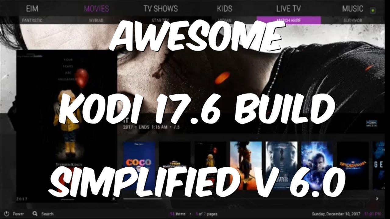 Download Chris Caserta - Best Kodi 17.6 Build Review / Kodi Build Install & Setup Guide Dec 2017