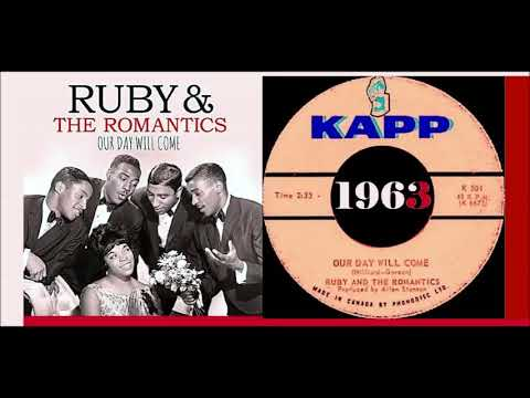 Ruby & The Romantics - Our Day Will Come 'Vinyl'