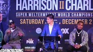 """""""TAKE YOUR WHOPPING LIKE A MAN"""" TONY HARRISON CLAPS BACK AT JERMELL CHARLO"""