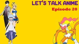 Let's Talk Anime episode 20: Fairy Tail, Caligula and Gundam Build Divers