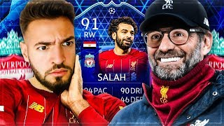 FIFA 20: TOTGS SALAH SQUAD BUILDER BATTLE🔥🔥