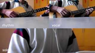 Those years ( 那些年) - Hu Xia (胡夏) -- guitar cover