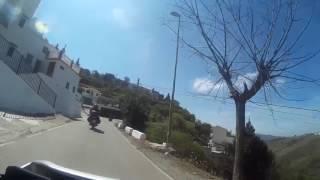 Ruta montes de Málaga y Axarquia Torrox Costa 09 04 17 005
