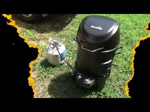 Char Broil 3-in-1 Big Easy Review