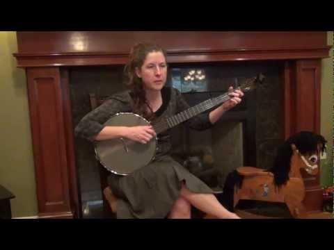 Amazing Grace - Clawhammer Banjo