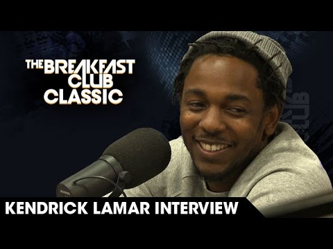 Breakfast Club Classic - Kendrick Lamar Talks Overcoming Depression, Responsibility To The Culture