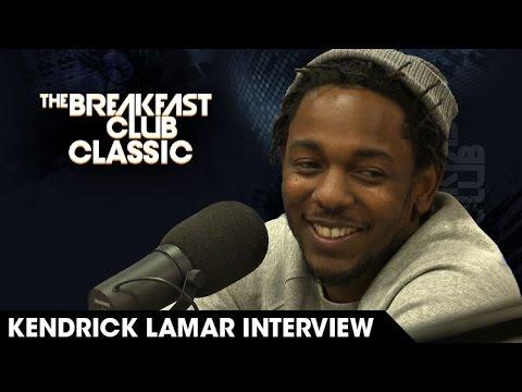 Breakfast Club Classic - Kendrick Lamar Talks Overcoming Depression, Responsibility To The Culture